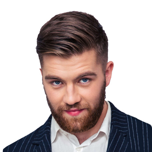 Prime Mens Haircut All For You Frisor As Natural Hairstyles Runnerswayorg